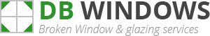 Ferndown Broken Window Logo